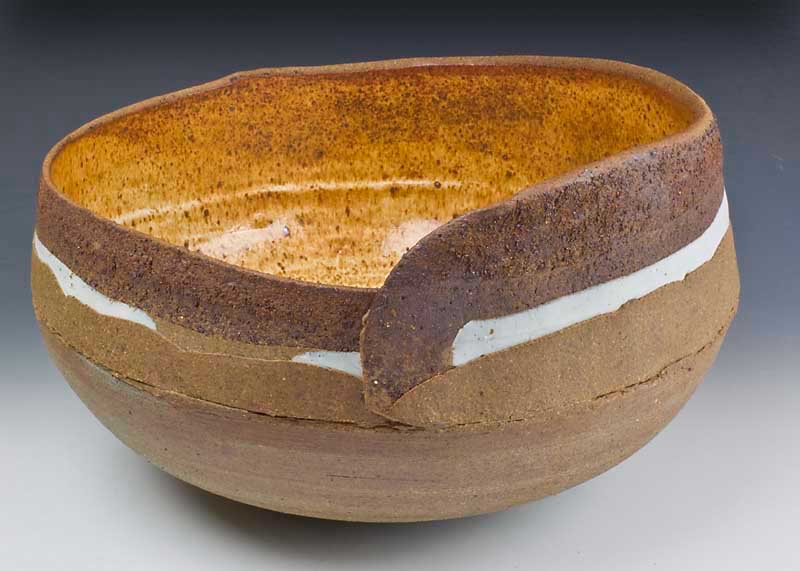 Ceramic Stoneware Wrapbowl